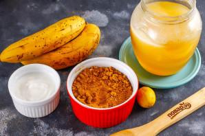 Банановое пирожное - фото шаг 1