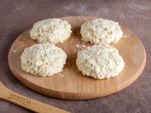 Сырники с мармеладом - фото шаг 4