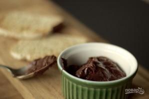 Домашняя шоколадная паста - фото шаг 7