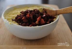 Картофельные вафли с беконом - фото шаг 4