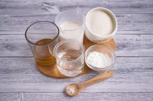 Карамельная глазурь с солью (из 6 ингредиентов) - фото шаг 1