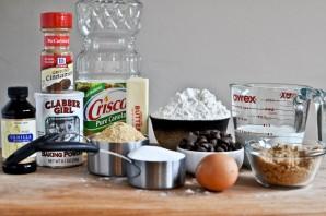 Кексы с кусочками шоколада - фото шаг 1