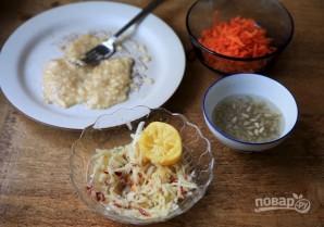 Кисло-сладкий салат - фото шаг 4
