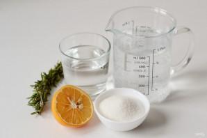 Лимонад с розмарином - фото шаг 1