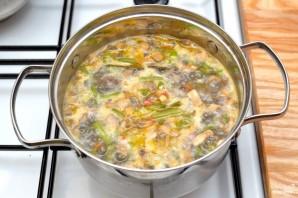 Суп с перловой крупой - фото шаг 2