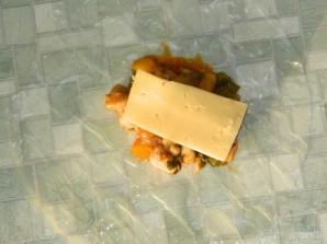 Рисовые конвертики ПП - фото шаг 5