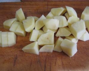 Суп из говядины с клецками - фото шаг 5