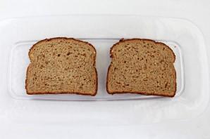 Сэндвичи в дорогу - фото шаг 2