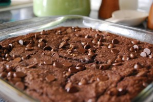 Тортик на кефире  - фото шаг 4