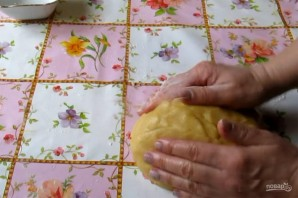 Печенье в формочках на газу - фото шаг 5