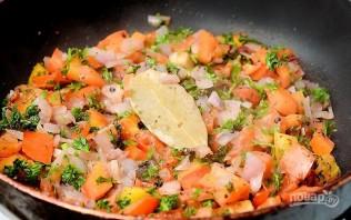 Зимний суп из помидоров - фото шаг 3