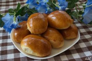 Пирожки с капустой духовые - фото шаг 9
