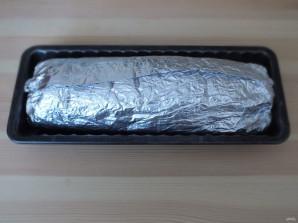 Домашняя колбаса в фольге - фото шаг 6