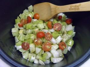 Овощное рагу на зиму - фото шаг 4
