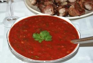 Соус из томатной пасты к шашлыку - фото шаг 6