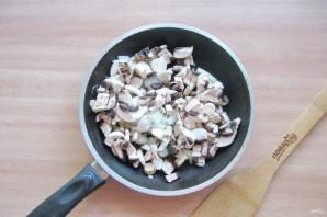 Голубцы с мясом, рисом и грибами - фото шаг 3