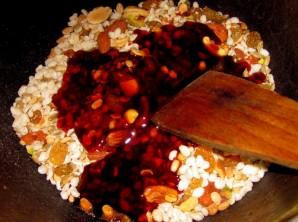 Козинаки из риса - фото шаг 3