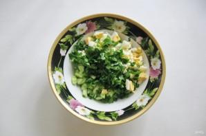 Холодный щавелевый суп - фото шаг 9