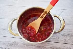Вишневый суп - фото шаг 2