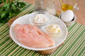 Куриное филе на сковороде - фото шаг 1