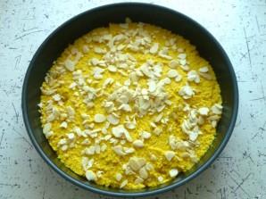 Веганский пирог с кокосом - фото шаг 6