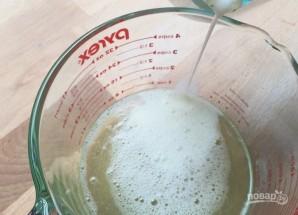 Молочный пудинг с имбирем - фото шаг 7