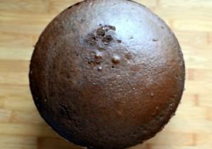 Маковый торт с йогуртовым муссом и белым шоколадом - фото шаг 5