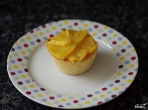 Тарталетки с ананасом - фото шаг 8