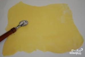 Хрустики с пудрой - фото шаг 5