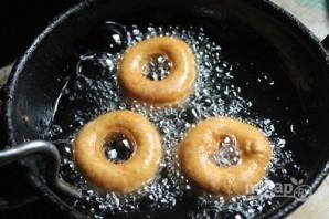 Быстрые пончики - фото шаг 8