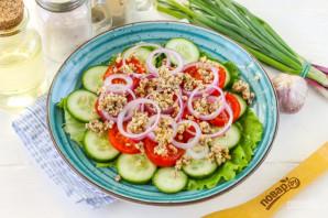 Грузинский салат - фото шаг 5