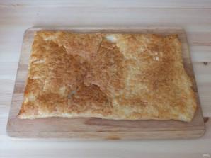 Пирожные с кремом и ягодами - фото шаг 9