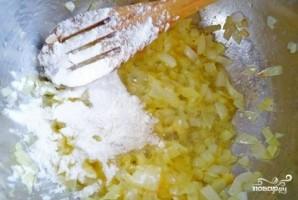 Минтай под сливочным соусом в духовке - фото шаг 2