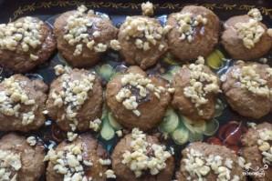 Печенье с шоколадной прослойкой - фото шаг 5