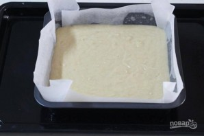 Кекс простой на молоке - фото шаг 7