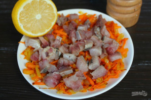 Литовский салат - фото шаг 6