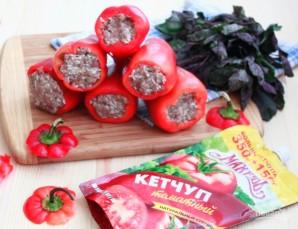 Лучший рецепт фаршированных перцев с кетчупом - фото шаг 4