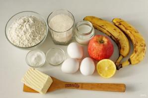 Кекс с фруктами - фото шаг 1
