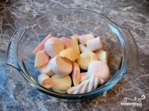 Сахарная мастика из маршмеллоу - фото шаг 1