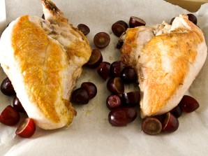 Курица под сливочным соусом - фото шаг 2