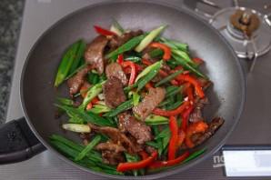 Рецепт пасты с мясом - фото шаг 2