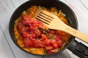 Зимний соус из запеченных помидоров - фото шаг 4