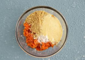 Котлеты из тыквы и моркови - фото шаг 4