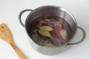 Овощной суп с говядиной - фото шаг 2