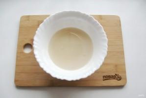 Пирог с квашеной капустой и грибами - фото шаг 2