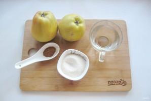 Яблочный компот с корицей - фото шаг 1