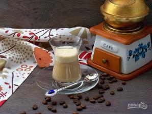 """Десерт """"Кофе с халвой"""" - фото шаг 4"""