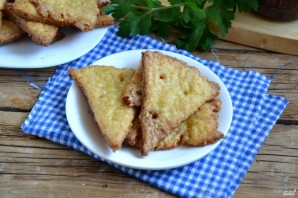 Сырное печенье - фото шаг 8