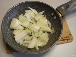 Салат с куриной печенью - фото шаг 2