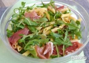 Итальянский салат с макаронами - фото шаг 6